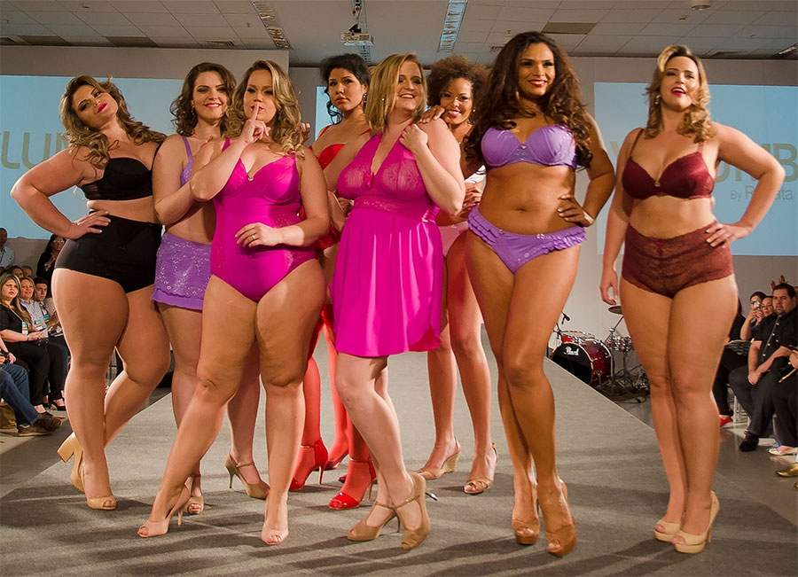 """Fashion Weekend Plus Size inverno 2015"""