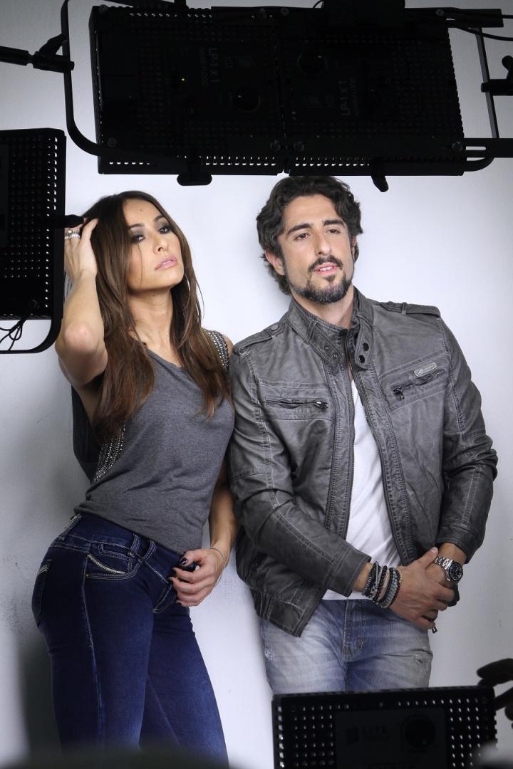 Sabrina Sato e Marcos Mion estrelam nova campanha da Sawary Jeans    TVSHOPSHOW.com Para Dispositivos Conectados fda595ca9c